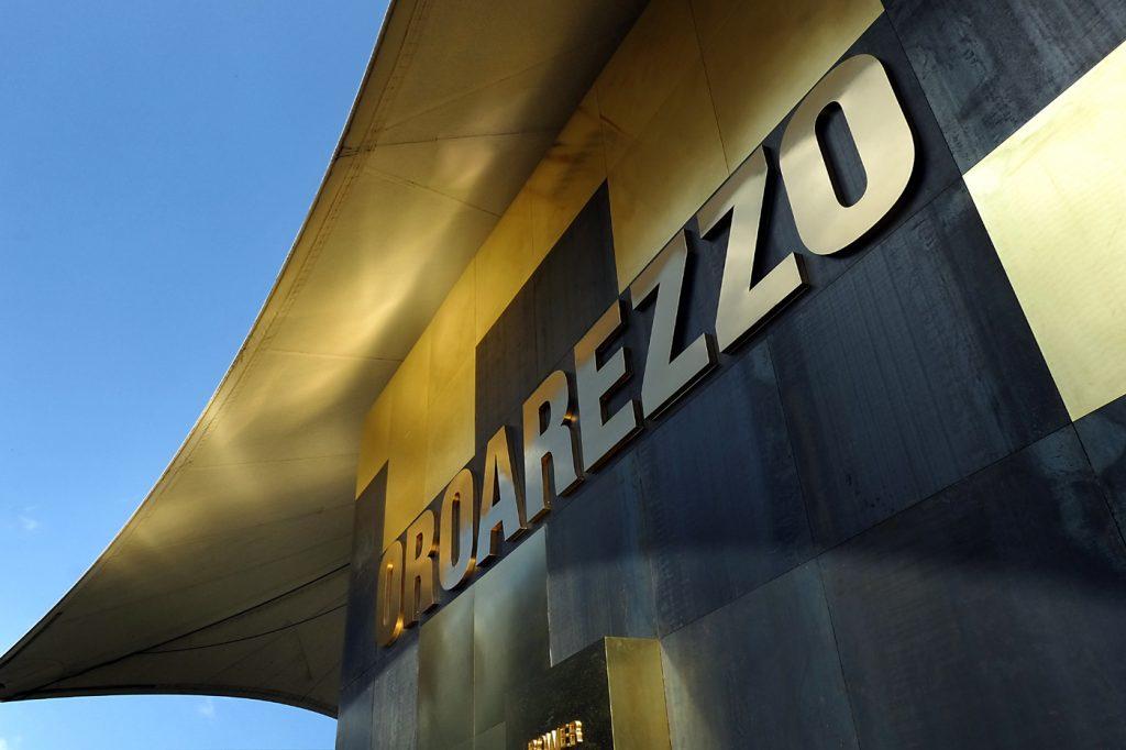 OROAREZZO - April 2020